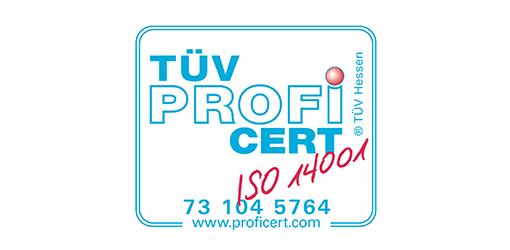 Mertz certifié Iso 14001-2015