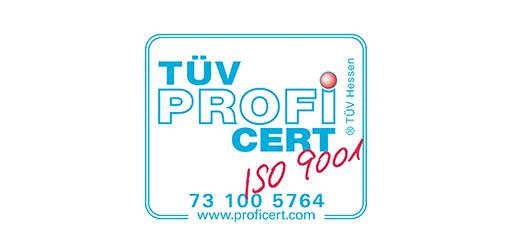 Mertz, transporteur TUV - ISO 9001