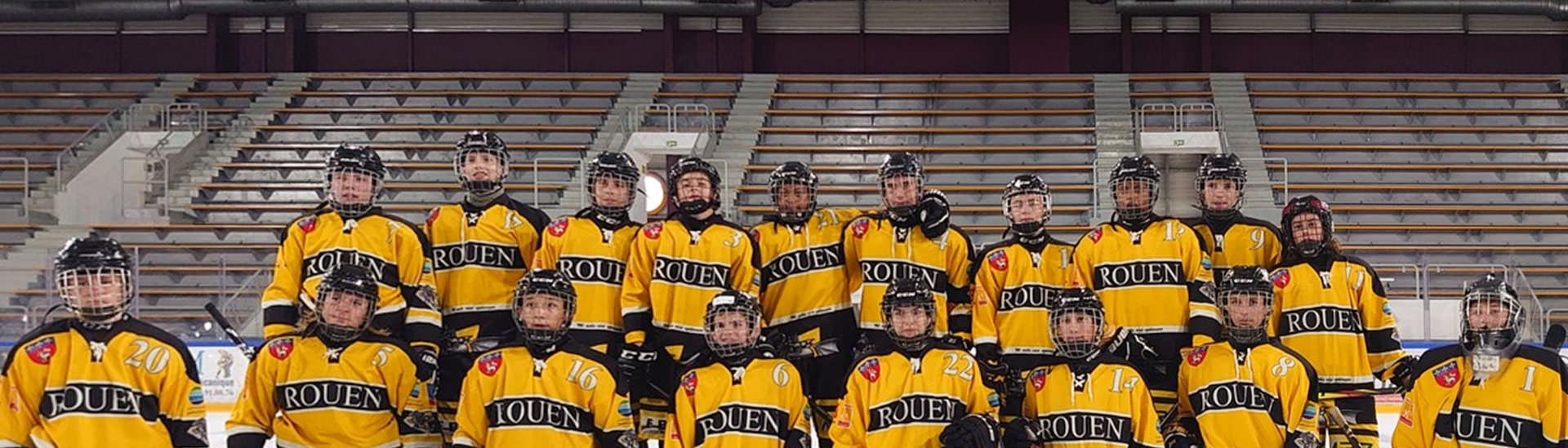 Équipe équipe Première U15 de Rouen