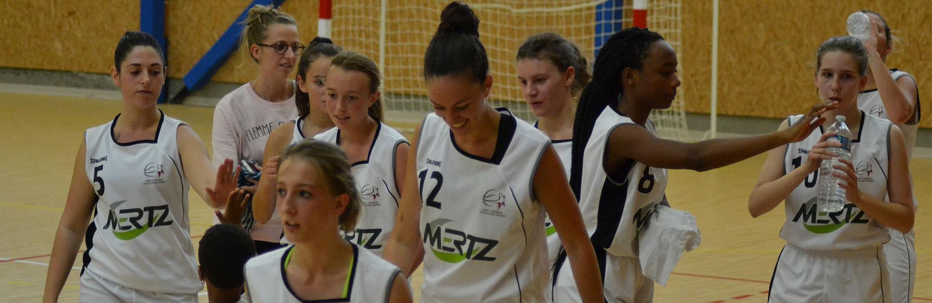 Equipe de basket de Pont-l'Évêque