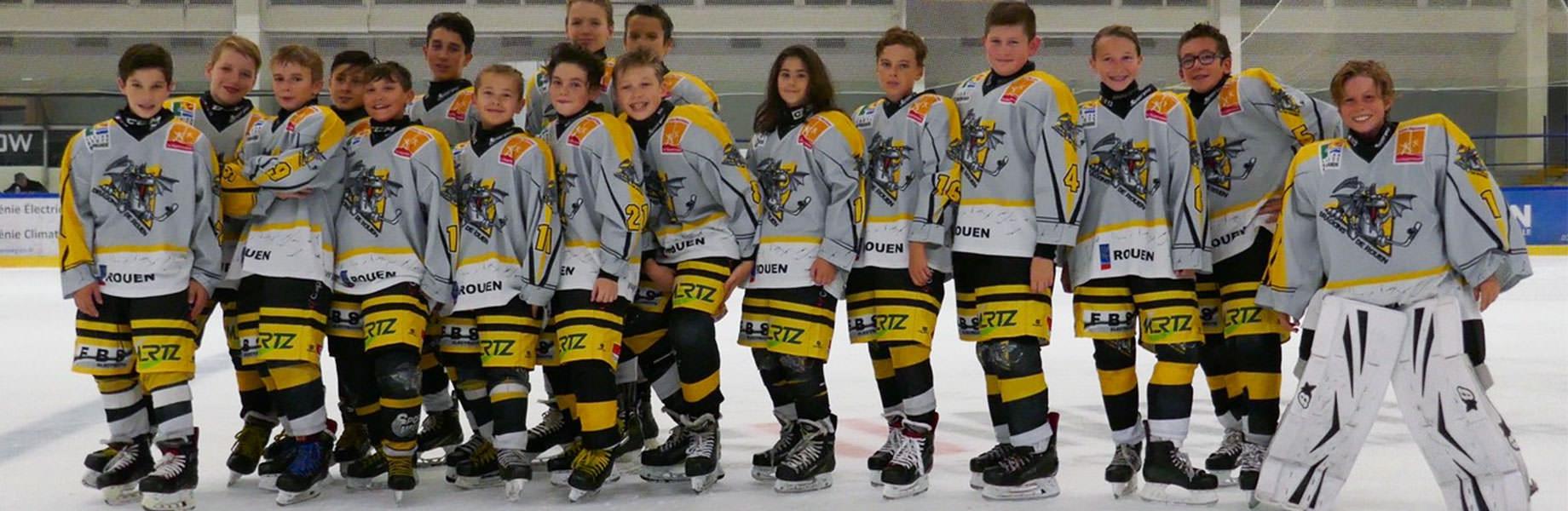 Équipe de hockey sur glace de Rouen